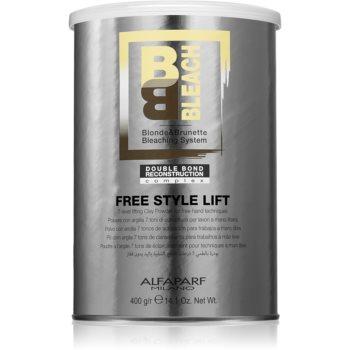 Alfaparf Milano B&B Bleach Free Style Lift pudra pentru extra stralucire imagine 2021 notino.ro
