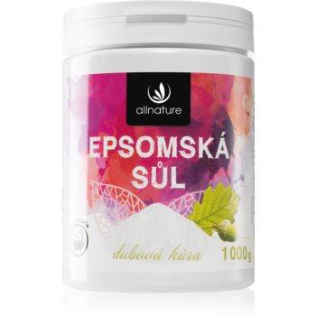 Allnature Epsomská sůl Oak Bark saruri de baie imagine 2021 notino.ro