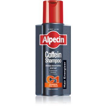 Alpecin Hair Energizer Coffein Shampoo C1 sampon pe baza de cofeina pentru barbati pentru stimularea creșterii părului imagine 2021 notino.ro