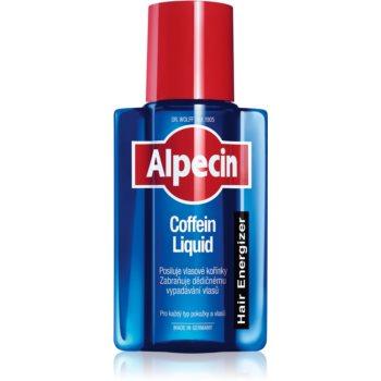 Alpecin Hair Energizer Caffeine Liquid cafeina tonica impotriva caderii parului pentru barbati imagine 2021 notino.ro
