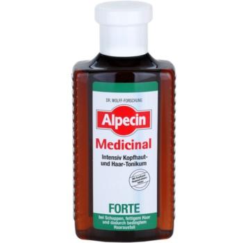 Alpecin Medicinal Forte tonic intens impotriva matretii si caderii parului imagine 2021 notino.ro