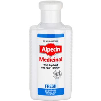 Alpecin Medicinal Fresh tonic revigorant pentru un scalp seboreic imagine 2021 notino.ro