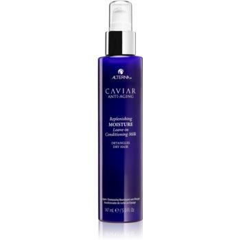 Alterna Caviar Anti-Aging Replenishing Moisture lapte pentru par ce nu necesita clatire pentru par uscat imagine 2021 notino.ro
