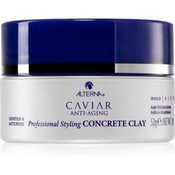 Alterna Caviar Anti-Aging lut de par mat pentru modelare cu fixare foarte puternica imagine 2021 notino.ro