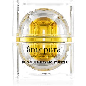 Âme Pure Duo-Multiplex Moisturizer™ crema bogat hidratanta împotriva îmbătrânirii pielii notino.ro