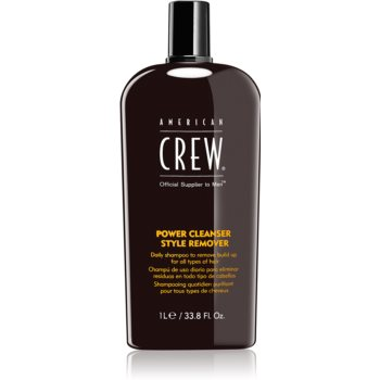 American Crew Hair & Body Power Cleanser Style Remover sampon pentru curatare pentru utilizarea de zi cu zi notino.ro