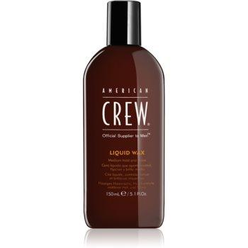 American Crew Styling Liquid Wax ceară lichidă pentru păr stralucitor imagine 2021 notino.ro