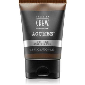 American Crew Acumen crema styling cu fixare foarte puternica imagine 2021 notino.ro