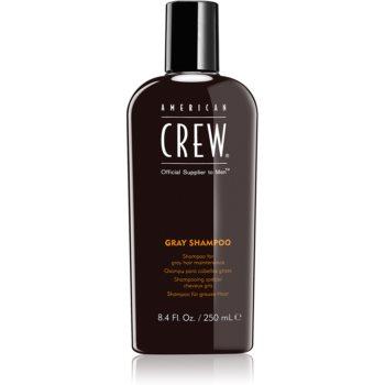 American Crew Hair & Body Gray Shampoo șampon pentru par grizonat notino.ro