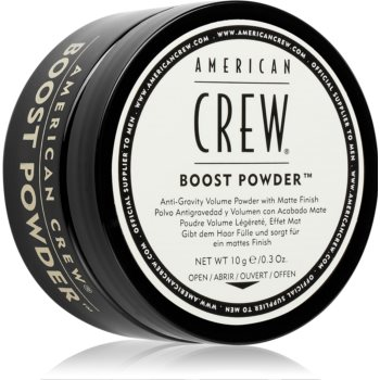 American Crew Styling Boost Powder pudra pentru volum imagine 2021 notino.ro