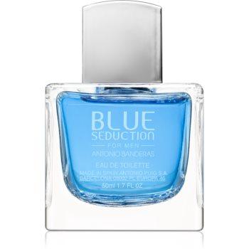 Antonio Banderas Blue Seduction Eau de Toilette pentru bărbați