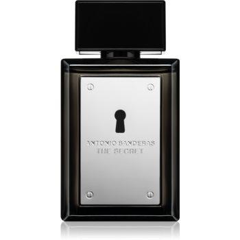 Antonio Banderas The Secret Eau de Toilette pentru barbati image0