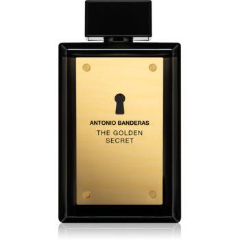 Antonio Banderas The Golden Secret Eau de Toilette pentru bărbați