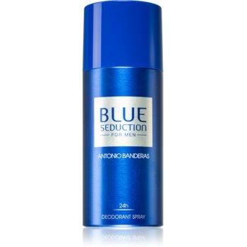 Antonio Banderas Blue Seduction deodorant spray pentru bărbați