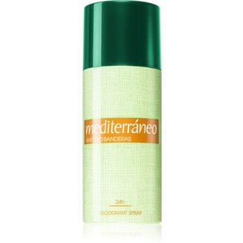 Antonio Banderas Meditteráneo deodorant spray pentru bărbați