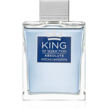 Antonio Banderas King of Seduction Eau de Toilette pentru bărbați