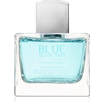 Antonio Banderas Blue Seduction for Her Eau de Toilette pentru femei image0