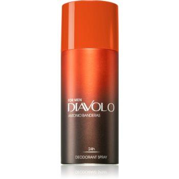 Antonio Banderas Diavolo deodorant spray pentru bărbați