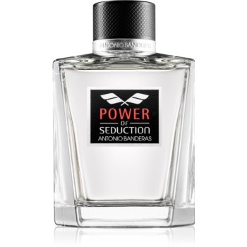 Antonio Banderas Power of Seduction Eau de Toilette pentru bărbați