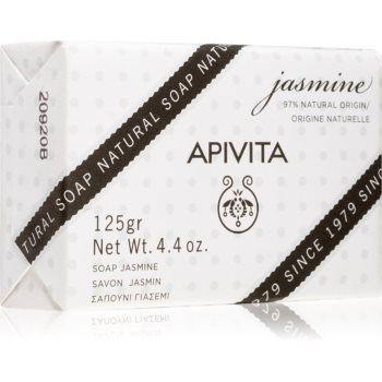 Apivita Natural Soap Jasmine săpun solid pentru curățare imagine 2021 notino.ro