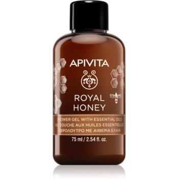 Apivita Royal Honey gel de dus hidratant cu uleiuri esentiale imagine 2021 notino.ro