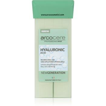 Arcocere Professional Wax Hyaluronic Acid ceară depilatoare roll-on notino.ro