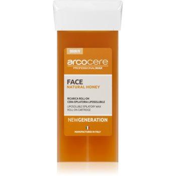 Arcocere Professional Wax Face Natural Honey ceară depilatoare facial notino.ro