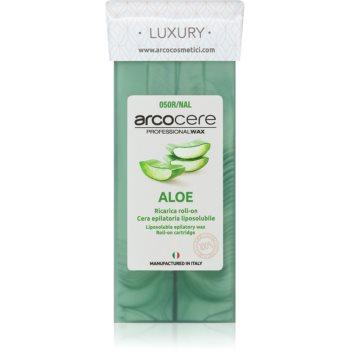 Arcocere Professional Wax Aloe ceară depilatoare roll-on notino.ro