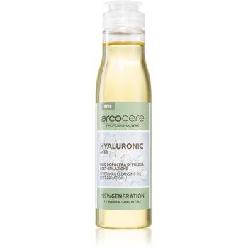 Arcocere After Wax Hyaluronic Acid ulei calmant pentru curatare după epilare imagine 2021 notino.ro