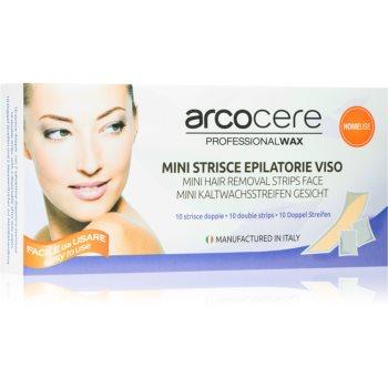Arcocere Deepline benzi depilatoare cu ceară facial imagine 2021 notino.ro