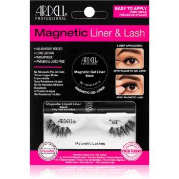 Ardell Magnetic Liner & Lash set de cosmetice 002 (pentru gene) tip imagine 2021 notino.ro