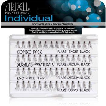 Ardell Individuals Combo Pack pachet cu gene fără noduri autoadezive imagine 2021 notino.ro