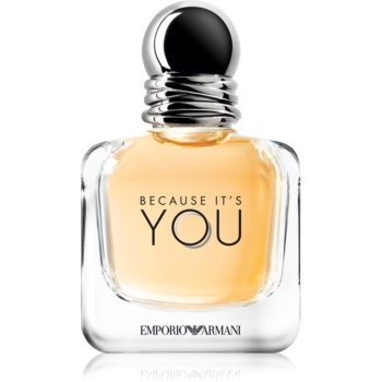 Armani Emporio Because It's You Eau de Parfum pentru femei imagine 2021 notino.ro