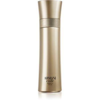 Armani Code Absolu Gold Eau de Parfum pentru bărbați imagine 2021 notino.ro