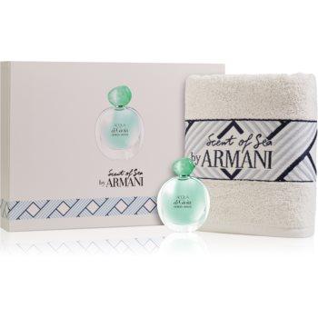 Armani Acqua di Gioia Acqua di Gioia parfémovaná voda 100 ml + ručník 1 ml