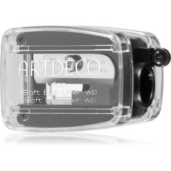 Artdeco Sharpener Soft Liner ascutitoare pentru creioane cosmetice lama dubla imagine 2021 notino.ro