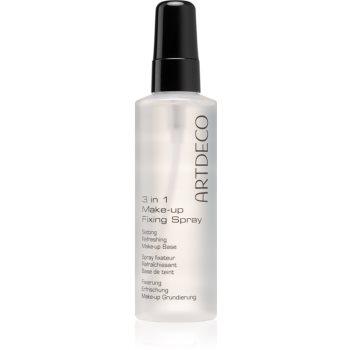 Artdeco 3 in 1 Make Up Fixing Spray fixator make-up imagine 2021 notino.ro