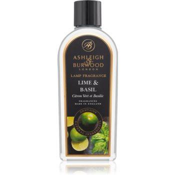 Ashleigh & Burwood London Lamp Fragrance Lime & Basil rezervă lichidă pentru lampa catalitică