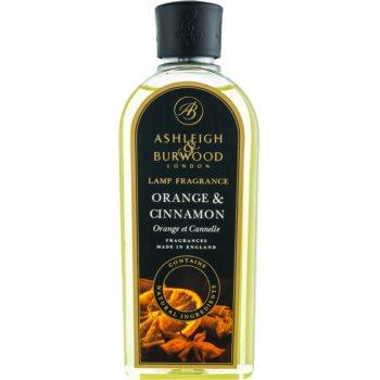 Ashleigh & Burwood London Lamp Fragrance Orange & Cinnamon rezervă lichidă pentru lampa catalitică