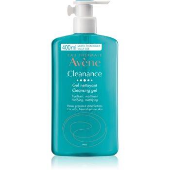 Avène Cleanance gel de curățare pentru tenul gras, predispus la acnee notino.ro