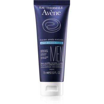 Avène Men After-shave Fluid pentru piele normala spre mixtă și piele sensibilă imagine 2021 notino.ro