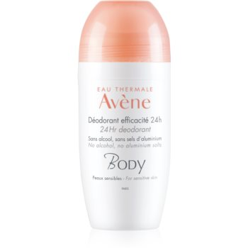 Avène Body Deodorant roll-on pentru piele sensibila notino.ro