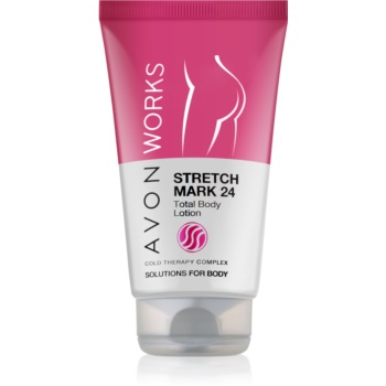 Avon Works lapte de corp impotriva vergeturilor imagine 2021 notino.ro