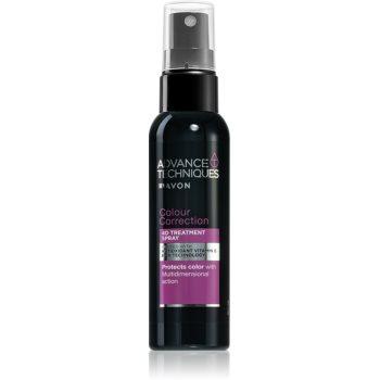 Avon Advance Techniques Colour Correction îngrijire spray 4D, fără clătire pentru păr vopsit imagine 2021 notino.ro