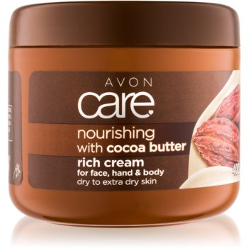 Avon Care crema universala cu unt de cacao imagine 2021 notino.ro