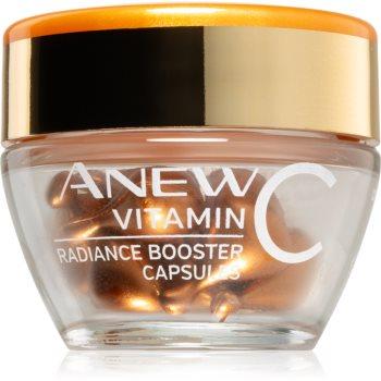 Avon Anew Radiance Booster Capsules fiole pentru o piele mai luminoasa imagine 2021 notino.ro