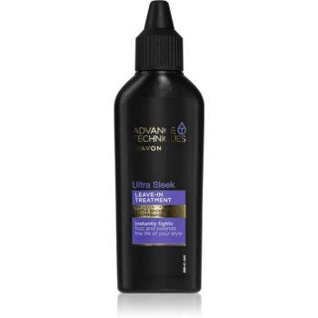 Avon Advance Techniques Ultra Smooth ingrijire leave-in pentru par indisciplinat imagine 2021 notino.ro