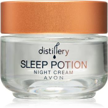 Avon Distillery noční krém 30 ml