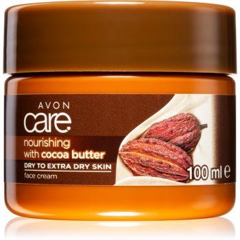 Avon Care vyživující krém s kakaovým máslem 100 ml