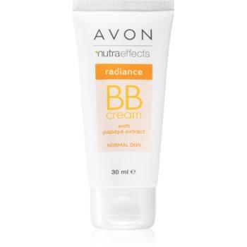 Avon Nutra Effects Radiance crema BB cu efect de iluminare 5 in 1 imagine 2021 notino.ro